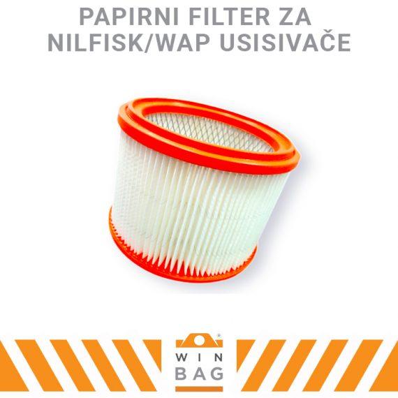Papirni filter Nilfisk-WAP