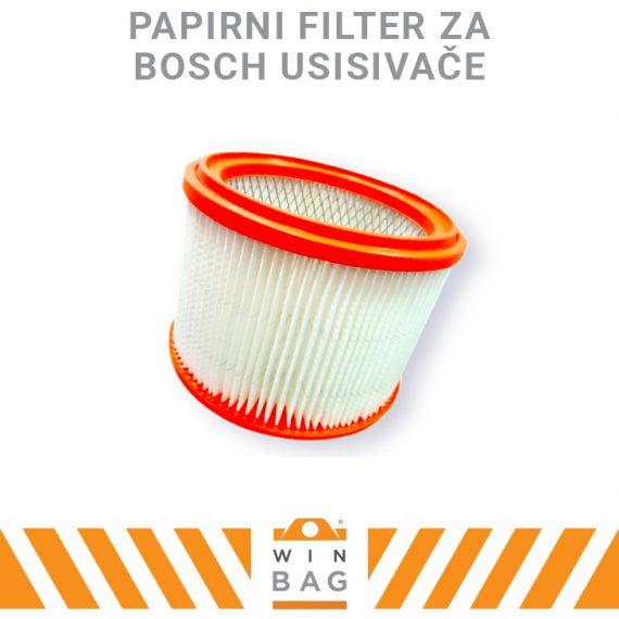Papirni filter za Bosch usisivace
