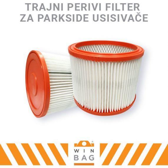 Perivi filteri za Parkside Usisivace